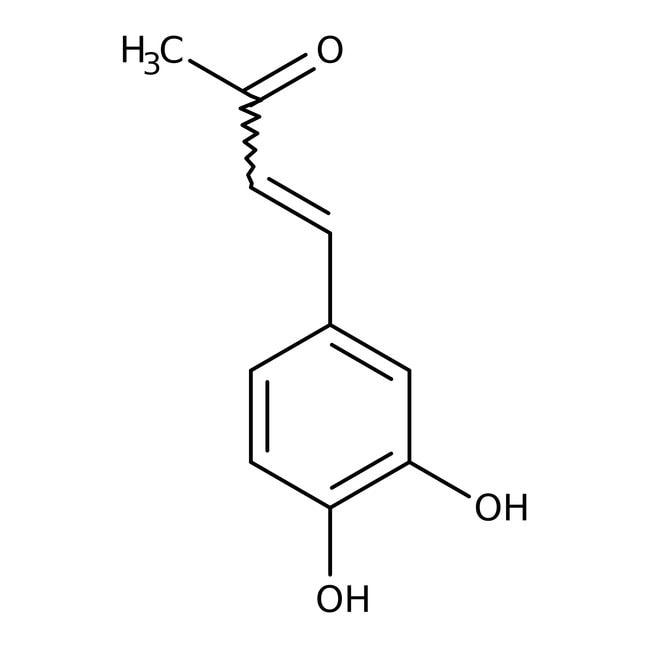 Alfa Aesar™(E)-3,4-Dihydroxybenzylideneacetone, 97% 1g prodotti trovati