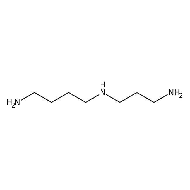 Spermidine, 99%, ACROS Organics™: Secondary amines Amines