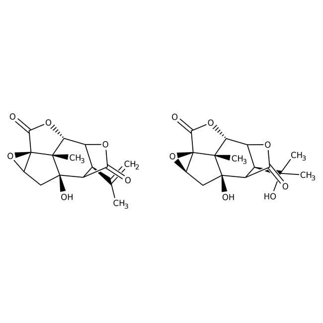 Picrotoxin, 98%, ACROS Organics™ 25g; Glass bottle Picrotoxin, 98%, ACROS Organics™