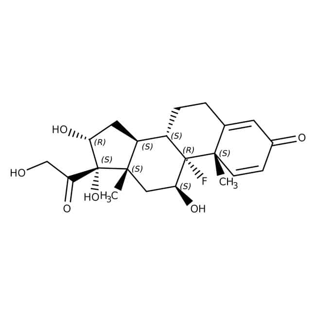 Triamcinolone, Acros Organics™: Hydroxysteroids Steroids and steroid derivatives