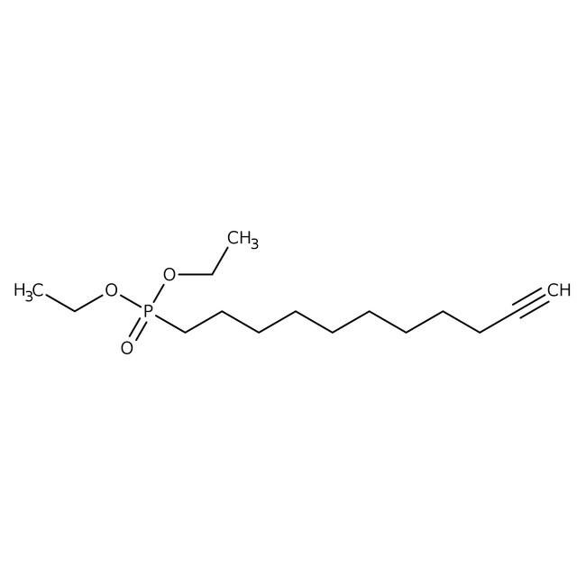 Alfa Aesar™Diethyl 10-undecyn-1-ylphosphonate, 95% 1g prodotti trovati