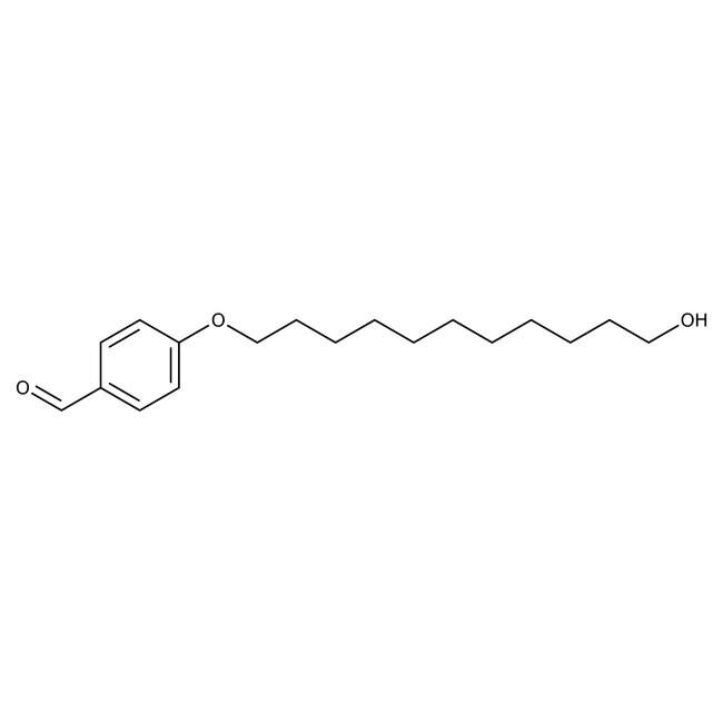 4-(11-Hydroxyundecyloxy)benzaldehyde 98.0+%, TCI America™