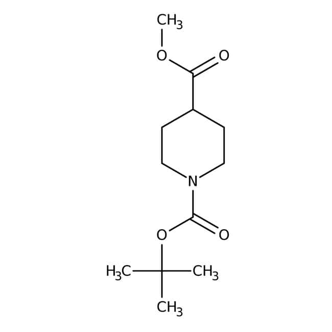 Methyl 1-(tert-Butoxycarbonyl)-4-piperidinecarboxylate 98.0+%, TCI America™