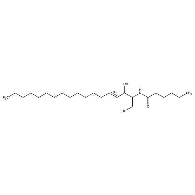 6-Hexanoyl-D-erythro-sphingosine, 99+%, synthetical, ACROS Organics