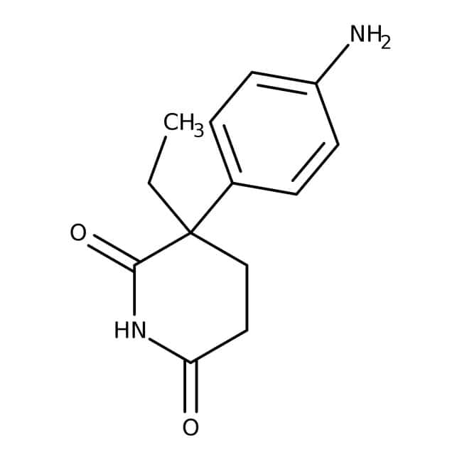 Alfa Aesar™DL-Aminoglutethimid, 99% 1g Alfa Aesar™DL-Aminoglutethimid, 99%