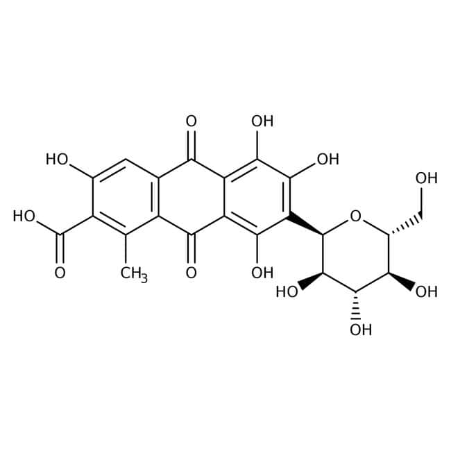 Carminic acid, 70-90%, ACROS Organics™