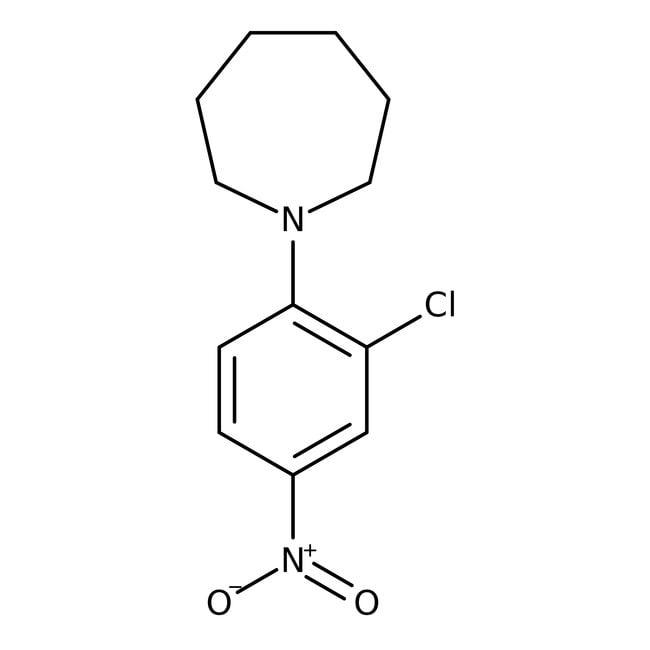 Alfa Aesar™1-(2-Chloro-4-nitrophenyl)azepane, 95% 5g Alfa Aesar™1-(2-Chloro-4-nitrophenyl)azepane, 95%