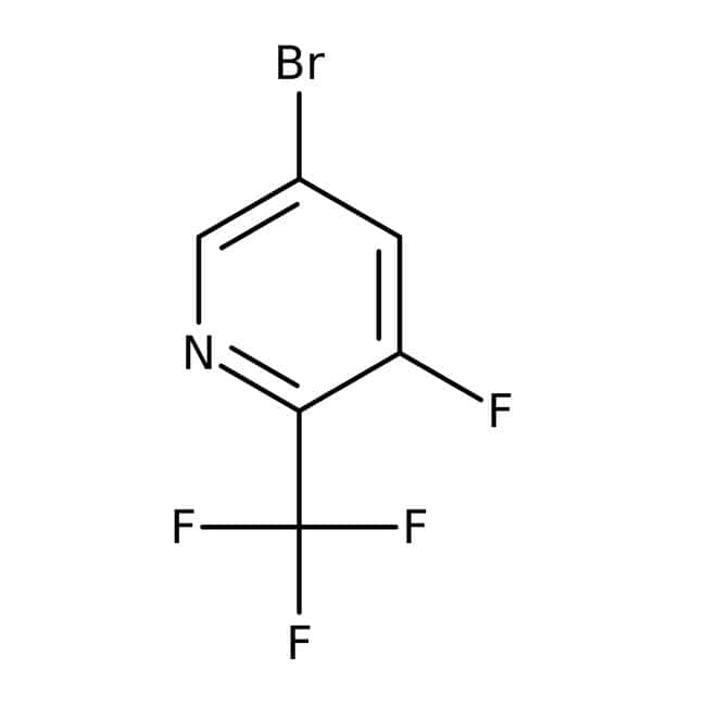 5-Bromo-3-fluoro-2-(trifluoromethyl)pyridine, 97%, ACROS Organics™