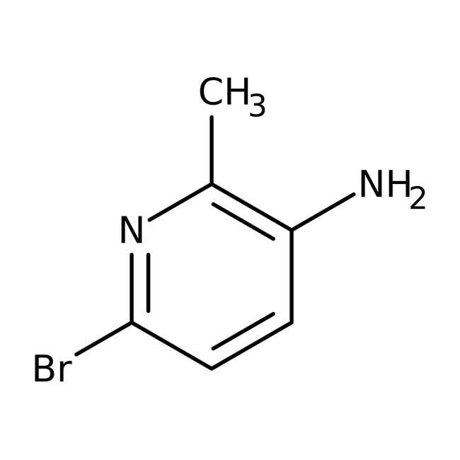 Alfa Aesar™5-Amino-2-bromo-6-methylpyridine, 98% 1g Alfa Aesar™5-Amino-2-bromo-6-methylpyridine, 98%
