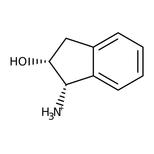 Alfa Aesar™(1S,2R)-(-)-cis-1-Amino-2-indanol, 97% 25g Alfa Aesar™(1S,2R)-(-)-cis-1-Amino-2-indanol, 97%