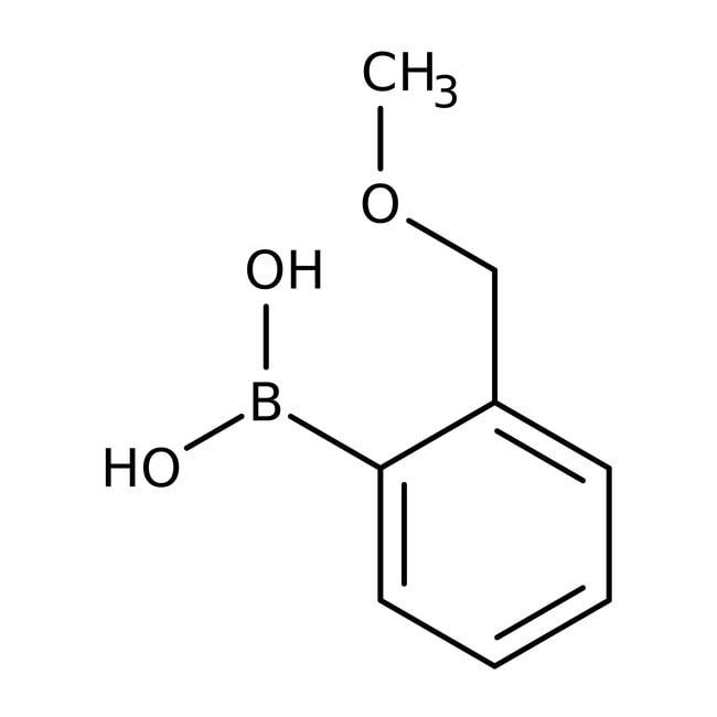 2-(Methoxymethyl)phenylboronic acid, 98%, ACROS Organics™  2-(Methoxymethyl)phenylboronic acid, 98%, ACROS Organics™