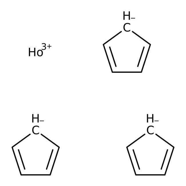 Alfa Aesar™Tris(cyclopentadienyl)holmium(III), 98%