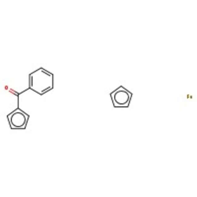 Alfa Aesar™Benzoilferroceno, 98% 1g Alfa Aesar™Benzoilferroceno, 98%