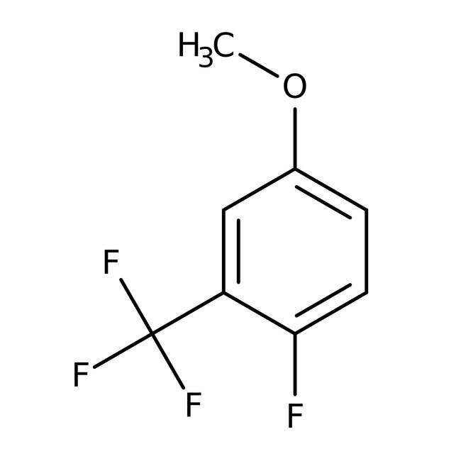 Alfa Aesar  4-Fluoro-3-(trifluoromethyl)anisole, 97%