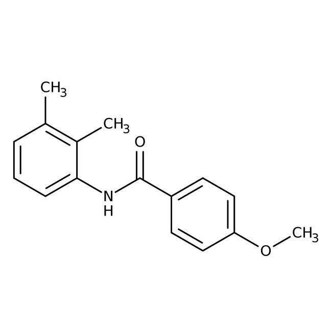 Alfa Aesar™4-Methoxy-N-(2,3-dimethylphenyl)benzamide, 97% 250mg Alfa Aesar™4-Methoxy-N-(2,3-dimethylphenyl)benzamide, 97%
