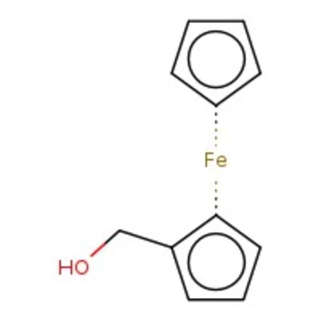 Hydroxymethylferrocene 95.0 %, TCI America
