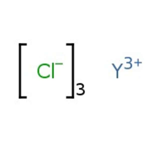 Alfa Aesar™Yttrium(III) chloride hydrate, REacton™, 99.9% (REO)