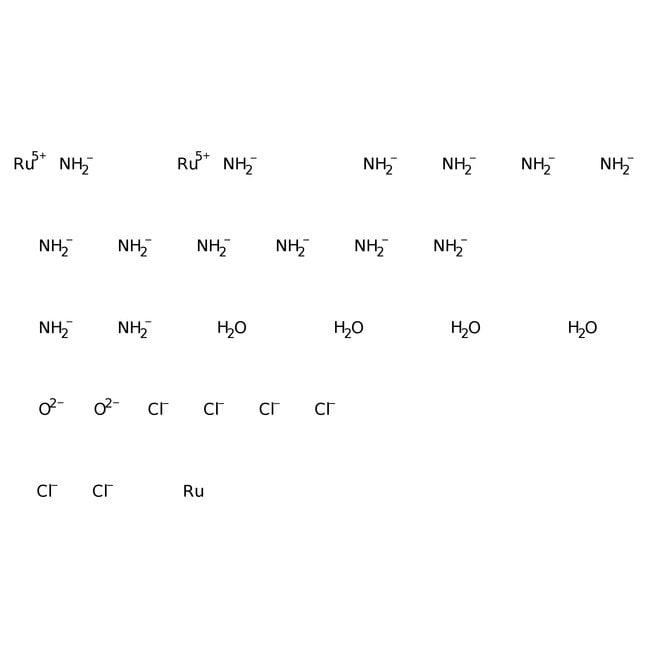 Ruthenium Red tetrahydrate, pure, ACROS Organics