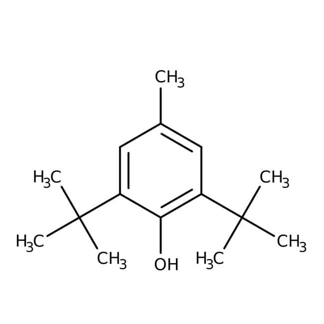 Butylated Hydroxytoluene, 99.5%, MP Biomedicals™