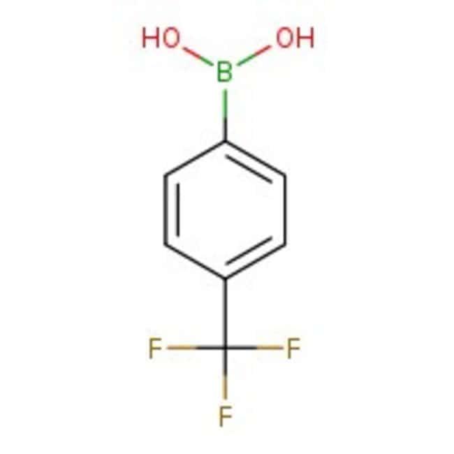 4-Trifluoromethylphenylboronic acid, 98%, ACROS Organics