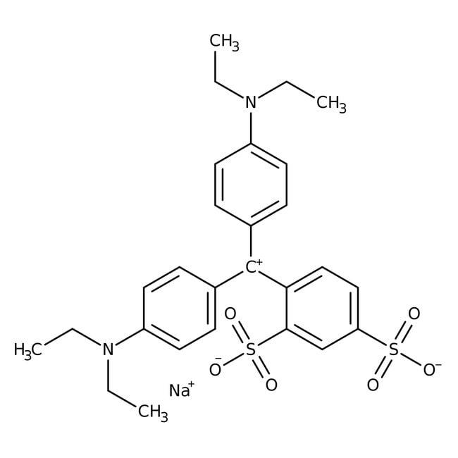 Patent Blue VF, pure, indicator grade, ACROS Organics
