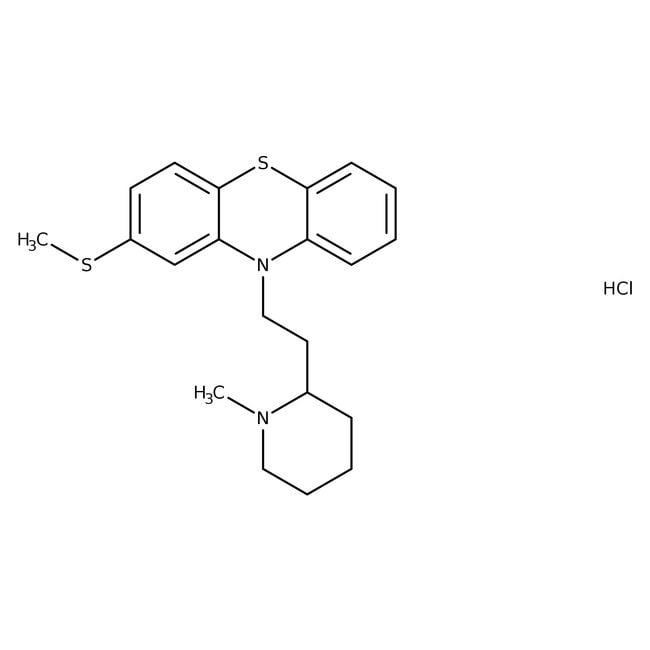 Thioridazine Hydrochloride, USP, 99-101%, Spectrum