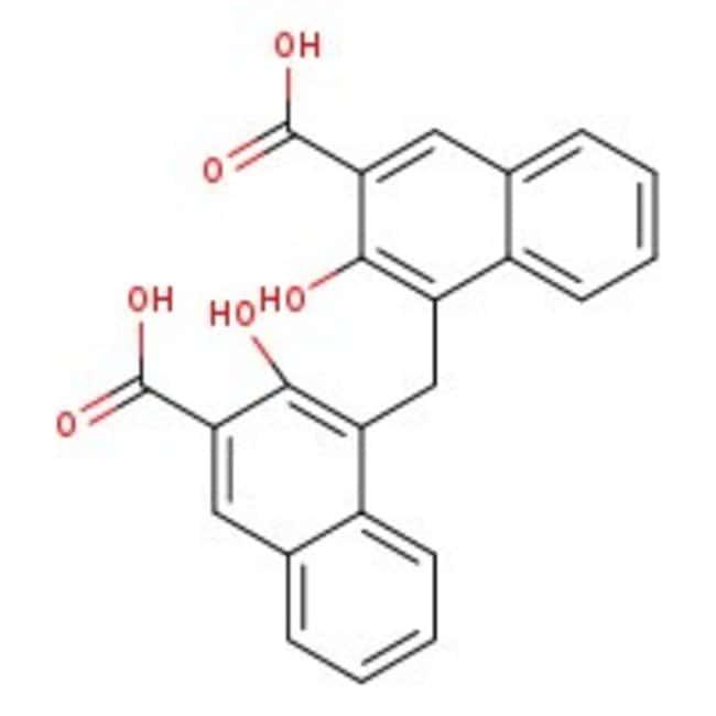 Pamoic acid, 99%, Alfa Aesar™ 50g Pamoic acid, 99%, Alfa Aesar™