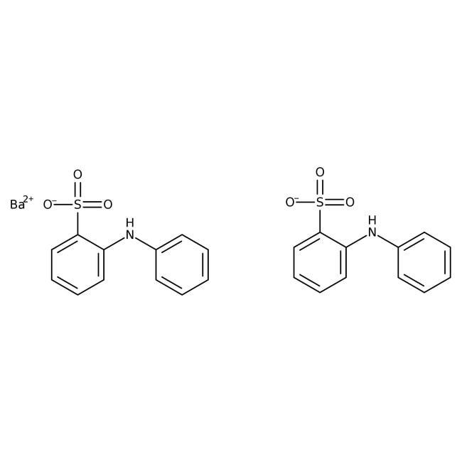 Barium Diphenylaminesulfonate 01 Wv Aqueous Solution Ricca