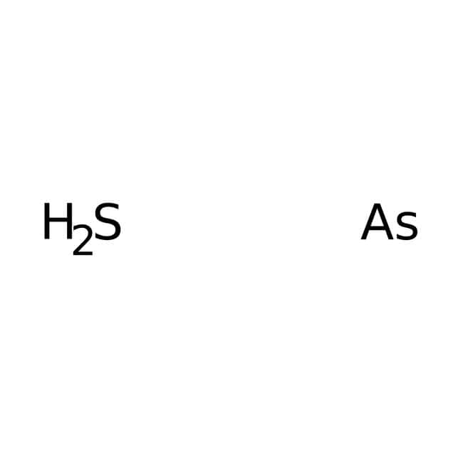 Alfa Aesar™ Arsenic(III) sulfide, 99.9% (metals basis): Other Inorganic Compounds Chemicals