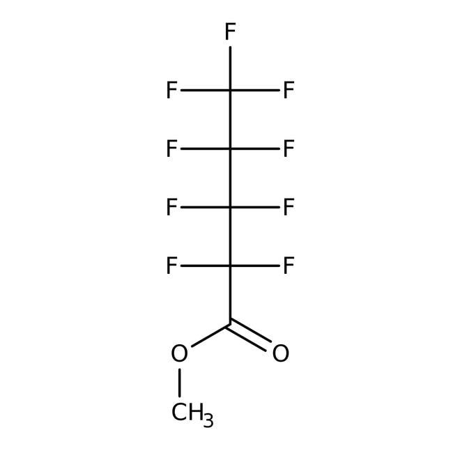 Methyl Nonafluorovalerate 97.0 %, TCI America