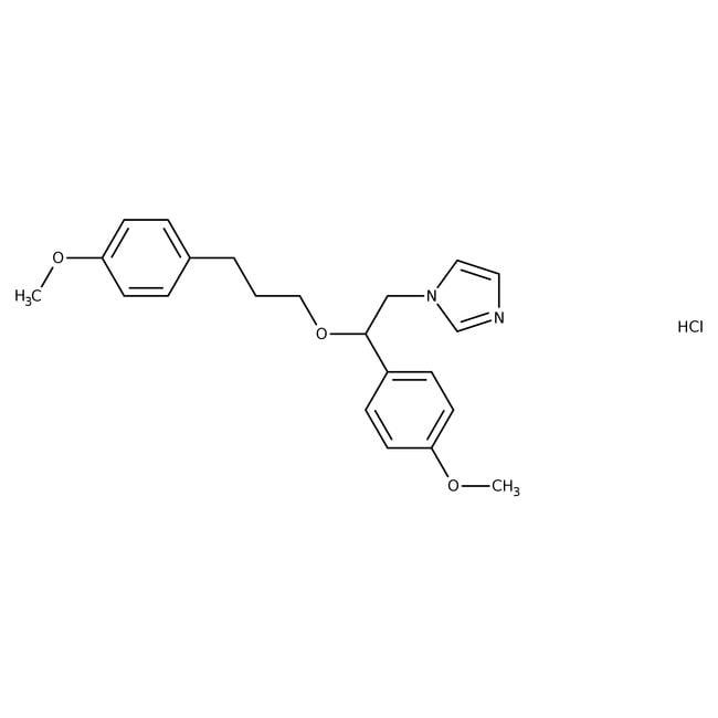 Alfa Aesar™SKF-96365 Hydrochloride, ≥99% 10mg Alfa Aesar™SKF-96365 Hydrochloride, ≥99%