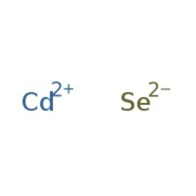 Cadmium selenide, 99.995% (metals basis), Alfa Aesar™