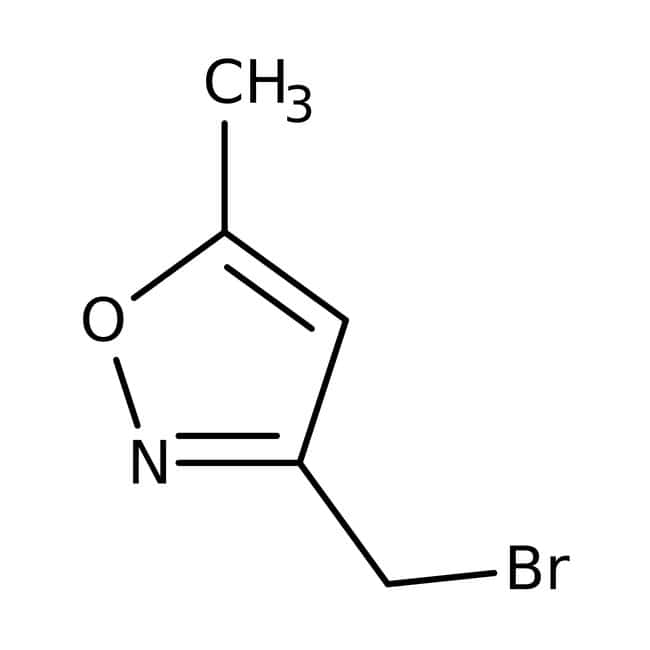 3-(Bromomethyl)-5-methylisoxazole, 97%, Maybridge