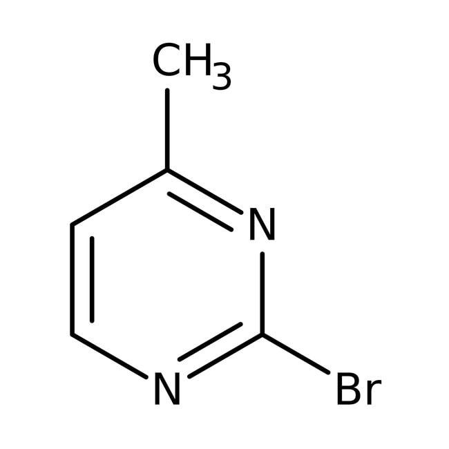 Alfa Aesar™2-Bromo-4-methylpyrimidine, 97%