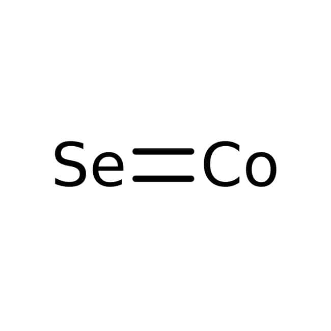 Alfa Aesar™Séléniure de cobalt(II), +99% (à base de métaux) 250g Alfa Aesar™Séléniure de cobalt(II), +99% (à base de métaux)