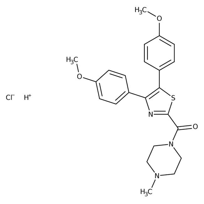 FR 122047 hydrochloride, Tocris Bioscience™ 10mg FR 122047 hydrochloride, Tocris Bioscience™
