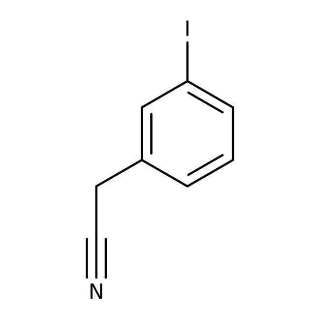 3-Iodobenzyl Cyanide 96.0+%, TCI America™