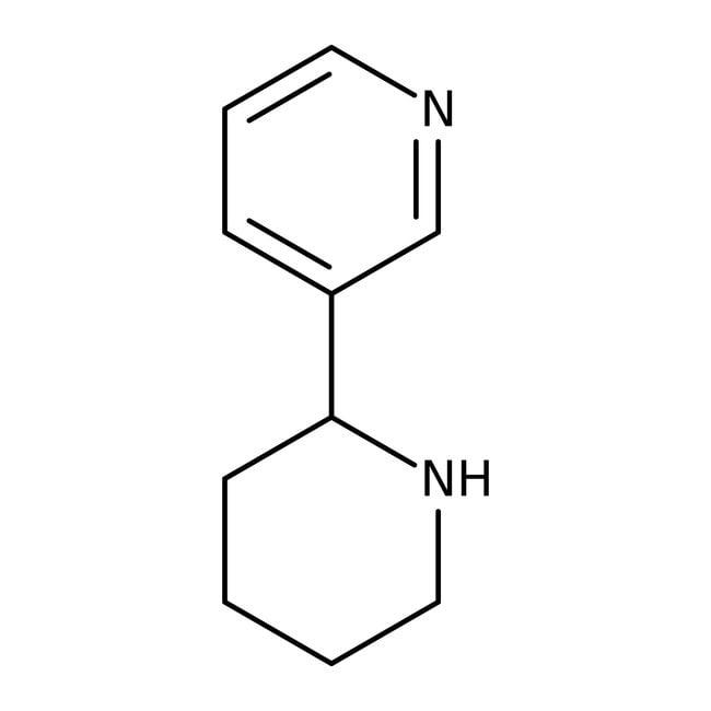 2-Pyridin-3-ylpiperidine, 97%, Acros Organics