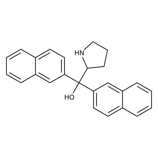 (R)-Di-2-naphthylprolinol, 99%, Acros Organics