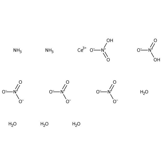 Cerium(III) ammonium nitrate tetrahydrate, Alfa Aesar