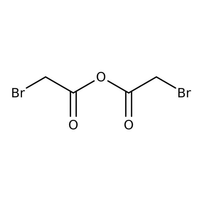 Bromoacetic anhydride, 95%, ACROS Organics™: Alpha-halocarboxylic acids and derivatives Carboxylic acids and derivatives