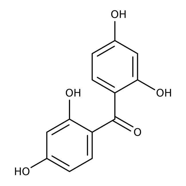 Alfa Aesar™2,2',4,4'-Tetrahydroxybenzophenone, 98+% 25g Alfa Aesar™2,2',4,4'-Tetrahydroxybenzophenone, 98+%