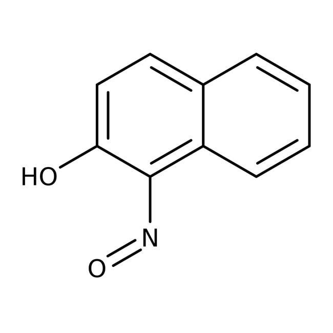 1-Nitroso-2-naphthol, 98%, ACROS Organics
