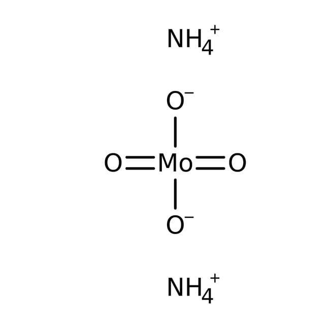 Ammonium molybdate, 99.99%, (trace metal basis), ACROS Organics™