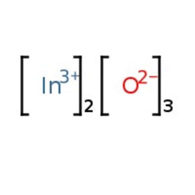 Indium(III) oxide, 99.9997%, (trace metal basis), ACROS Organics