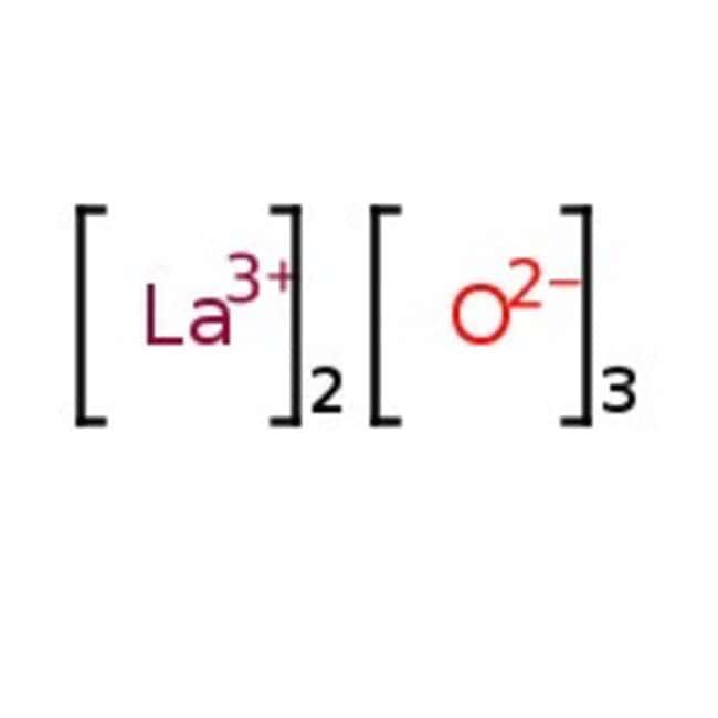 Lanthanum(III) oxide, REacton , 99.999% (REO), Alfa Aesar