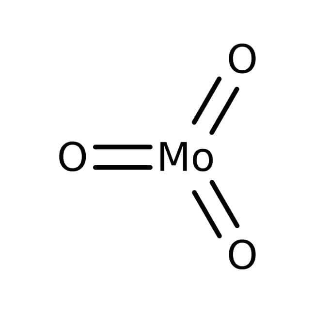 Molybdenum(VI) oxide, 99+%, ACROS Organics™: Other Inorganic Compounds Chemicals