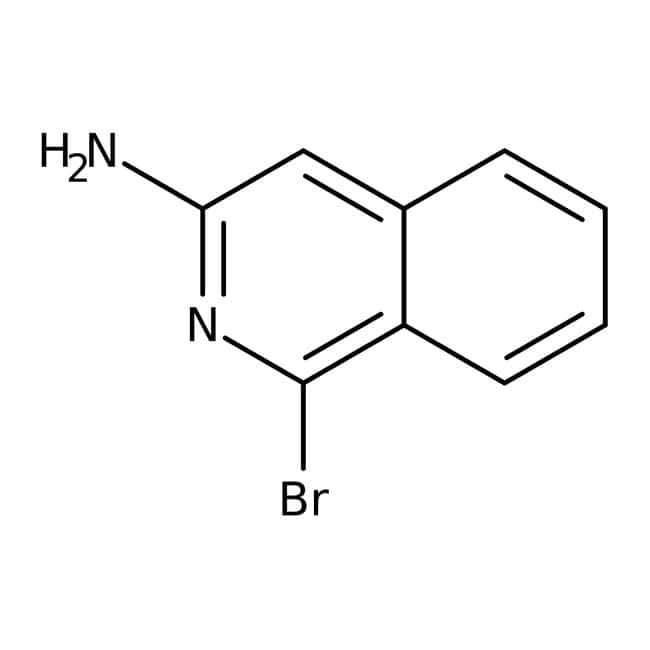 1-Bromoisoquinolin-3-amine, 97%, Maybridge