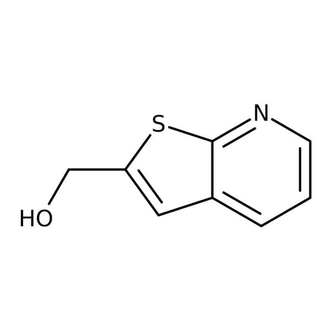 Thieno[2,3-b]pyridin-2-ylmethanol, 97%, Maybridge™ Amber Glass Bottle; 1g Thieno[2,3-b]pyridin-2-ylmethanol, 97%, Maybridge™