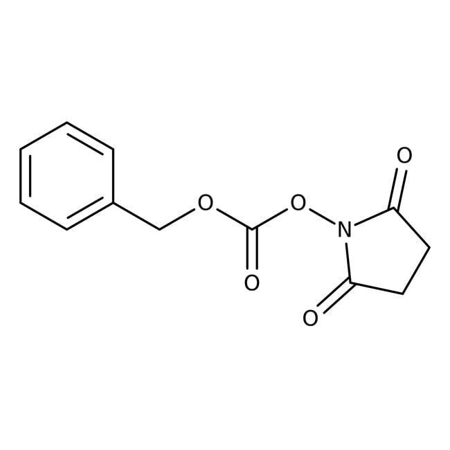 N-(Benzyloxycarbonyloxy)succinimide, 98%, ACROS Organics